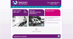 Preview of leszan.co.uk